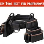 best Klein tool belt