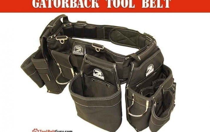 best gatorback tool belt